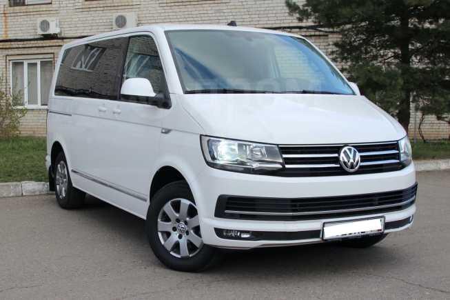 Volkswagen Caravelle, 2017 год, 1 980 000 руб.