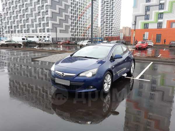 Opel Astra GTC, 2013 год, 549 000 руб.