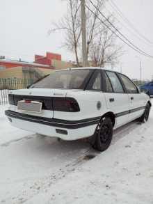 Зима Lancer 1990