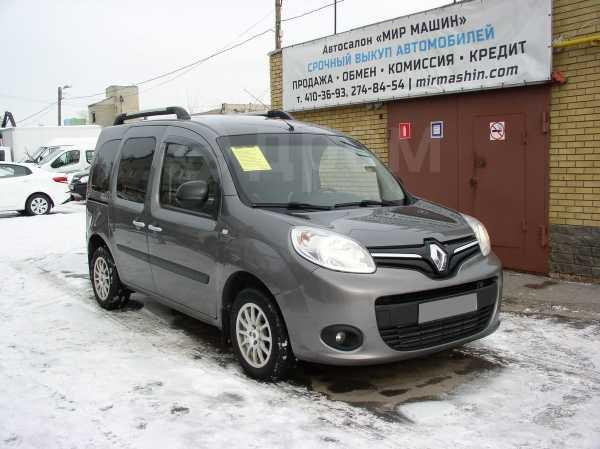Renault Kangoo, 2014 год, 637 000 руб.