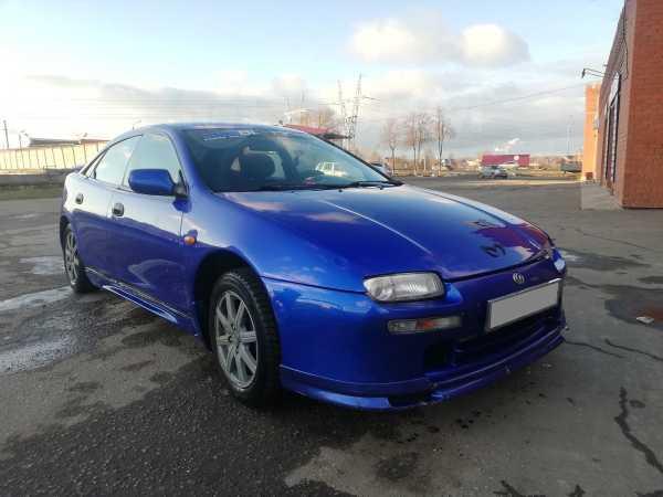 Mazda 323F, 1997 год, 110 000 руб.