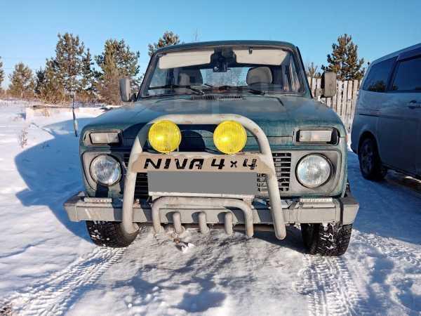 Лада 4x4 2121 Нива, 2003 год, 130 000 руб.