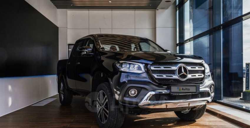 Mercedes-Benz X-Class, 2018 год, 2 990 000 руб.