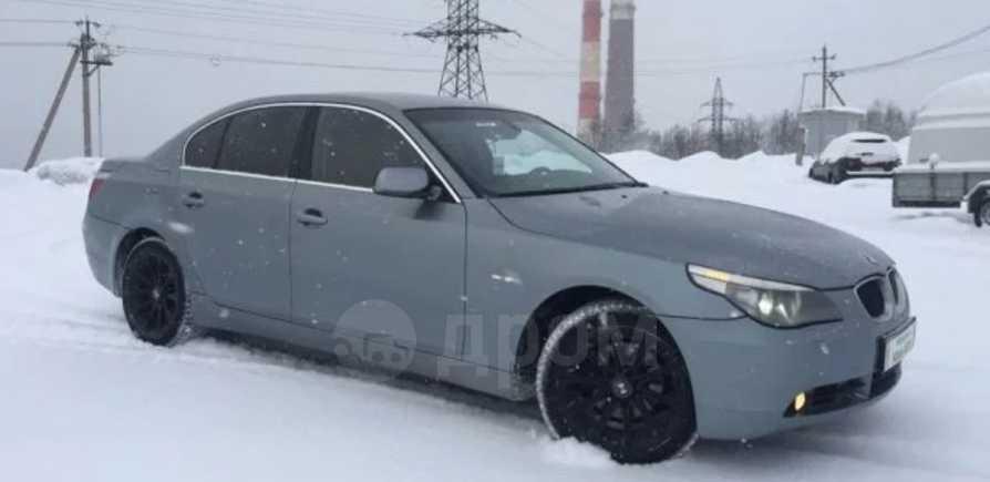 BMW 5-Series, 2004 год, 385 000 руб.