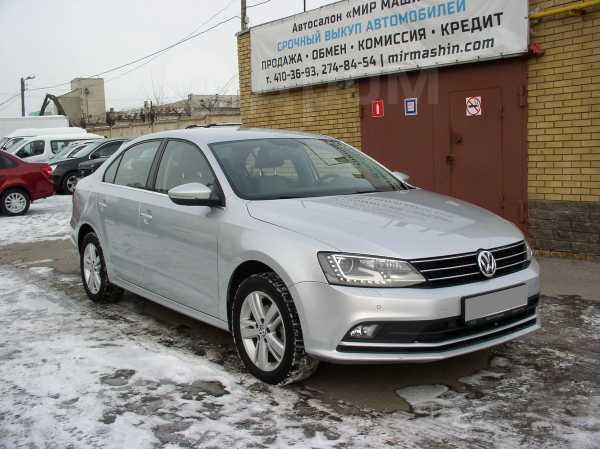 Volkswagen Jetta, 2015 год, 665 000 руб.