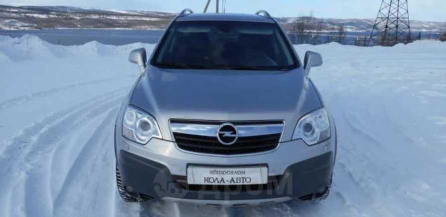 Opel Antara, 2008 год, 475 000 руб.