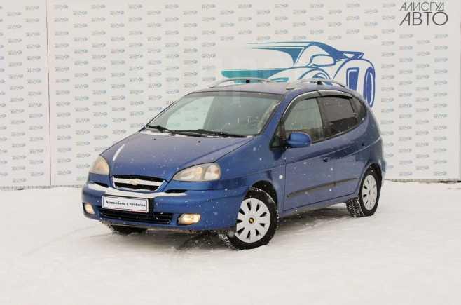 Chevrolet Rezzo, 2007 год, 259 000 руб.