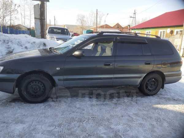 Toyota Caldina, 1995 год, 120 000 руб.