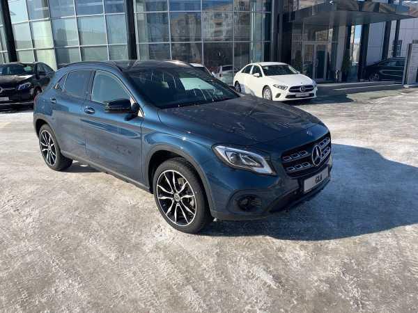 Mercedes-Benz GLA-Class, 2019 год, 2 550 000 руб.