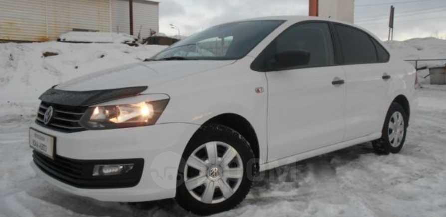 Volkswagen Polo, 2016 год, 455 000 руб.