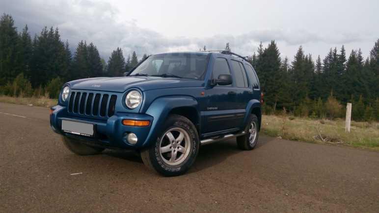 Jeep Cherokee, 2004 год, 475 000 руб.