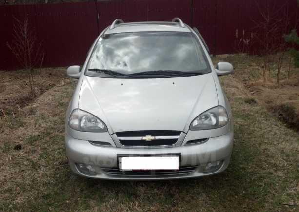 Chevrolet Rezzo, 2007 год, 285 000 руб.
