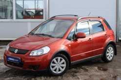Уфа Suzuki SX4 2008