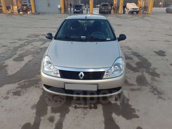Renault Symbol, 2010 год, 320 000 руб.