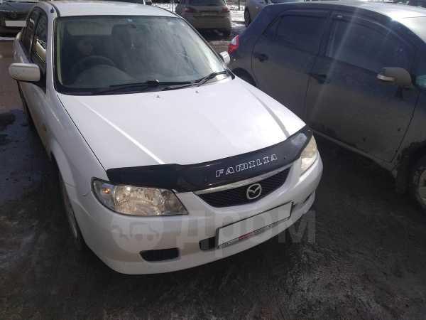 Mazda Familia, 2004 год, 220 000 руб.