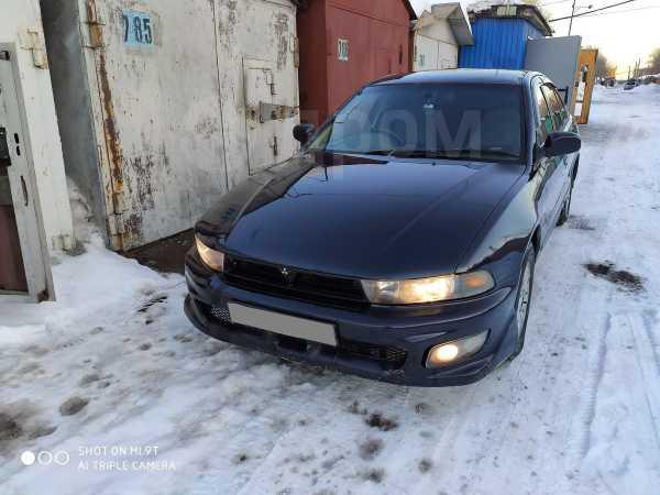 Mitsubishi Galant, 2002 год, 235 000 руб.