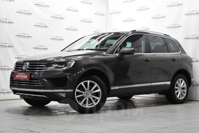 Volkswagen Touareg, 2016 год, 1 869 000 руб.