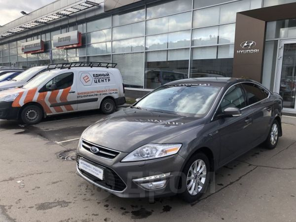 Ford Mondeo, 2014 год, 595 000 руб.