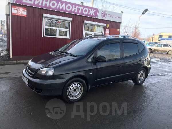 Chevrolet Rezzo, 2006 год, 189 000 руб.