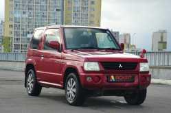 Нижний Новгород Pajero Mini 2002