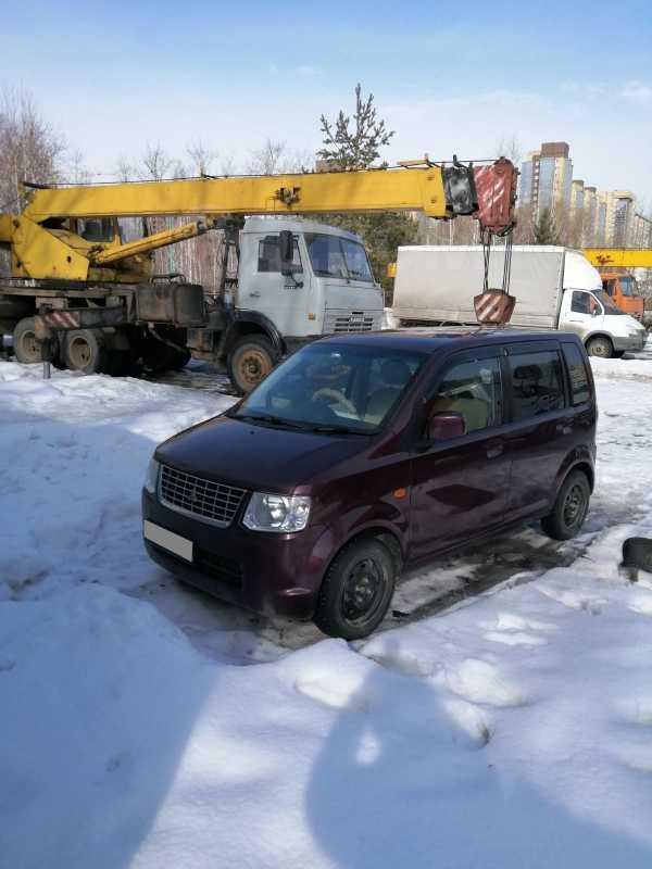 Mitsubishi eK Wagon, 2010 год, 280 000 руб.