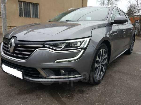 Renault Talisman, 2017 год, 1 180 000 руб.