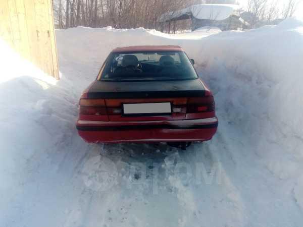 Mazda 626, 1988 год, 155 000 руб.
