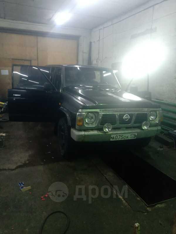 Nissan Patrol, 1990 год, 120 000 руб.