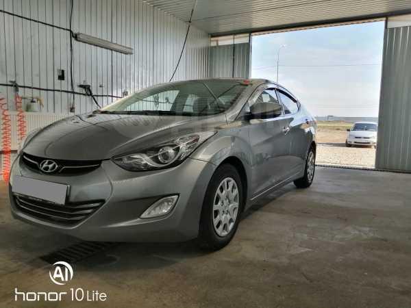 Hyundai Avante, 2012 год, 565 000 руб.