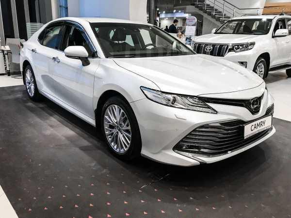 Toyota Camry, 2020 год, 2 604 000 руб.