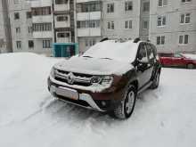 Кемерово Duster 2015