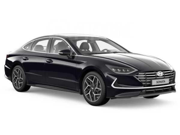 Hyundai Sonata, 2019 год, 1 740 000 руб.