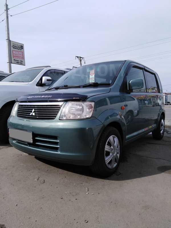 Mitsubishi eK Wagon, 2004 год, 205 000 руб.