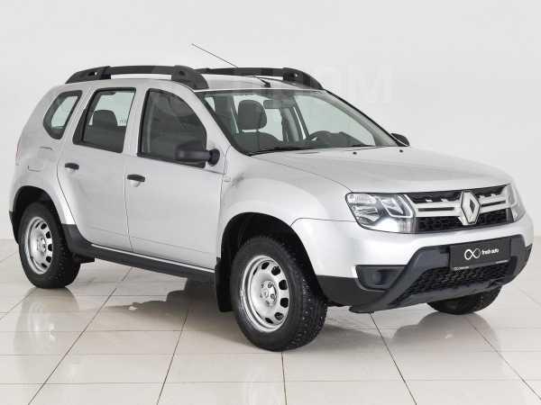 Renault Duster, 2016 год, 529 000 руб.