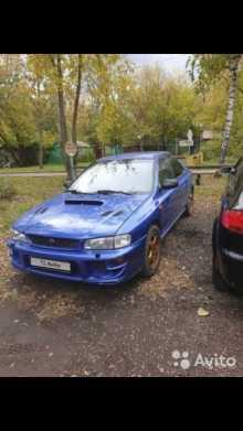 Ивантеевка Impreza WRX 1998