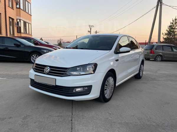 Volkswagen Polo, 2016 год, 599 000 руб.