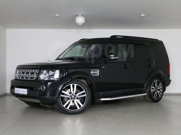 Land Rover Discovery, 2014 год, 1 540 000 руб.