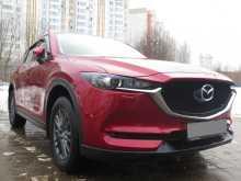 Москва CX-5 2017