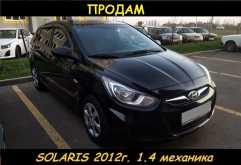 Краснодар Solaris 2012