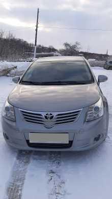 Павлово Avensis 2011