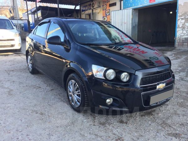 Chevrolet Aveo, 2013 год, 385 000 руб.