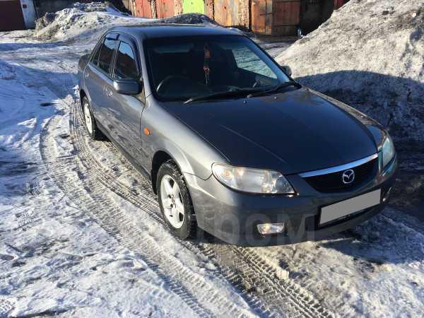 Mazda 323, 2003 год, 175 000 руб.