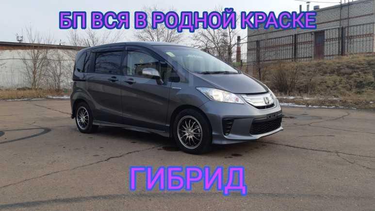 Honda Freed, 2012 год, 790 000 руб.