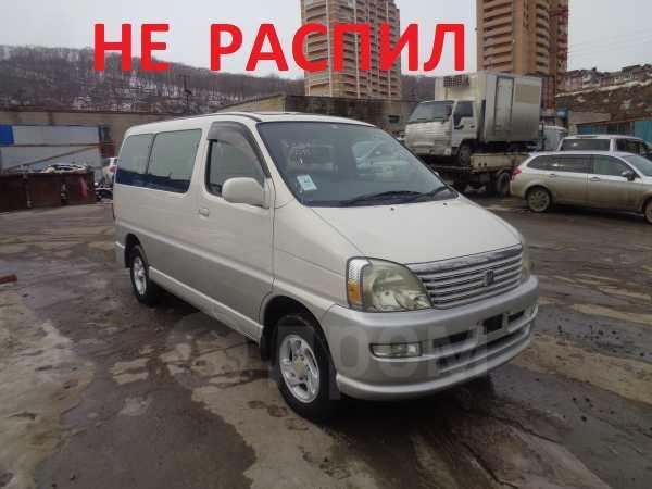 Toyota Hiace Regius, 2000 год, 555 000 руб.