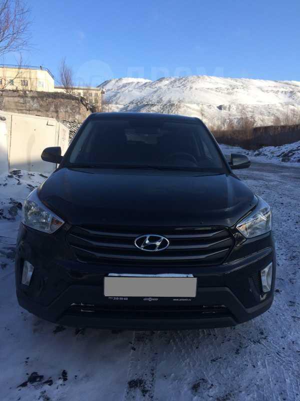Hyundai Creta, 2019 год, 800 000 руб.