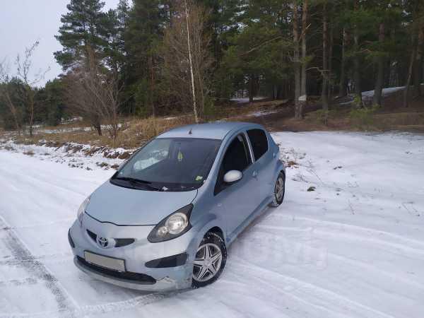 Toyota Aygo, 2005 год, 185 000 руб.