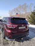 Toyota Highlander, 2015 год, 2 300 000 руб.