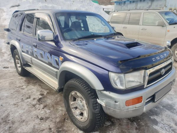 Toyota Hilux Surf, 1998 год, 480 000 руб.
