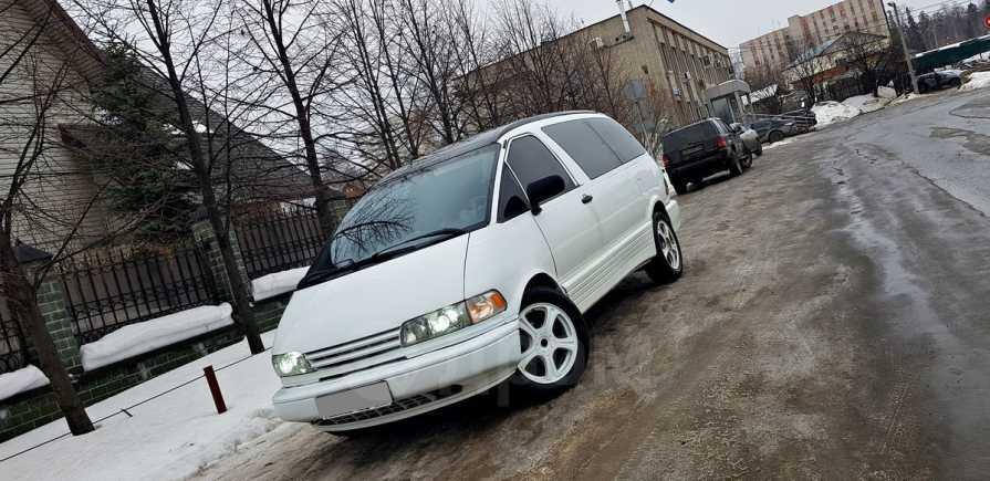 Toyota Previa, 1993 год, 350 000 руб.