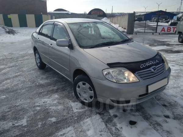 Toyota Corolla, 2004 год, 455 000 руб.